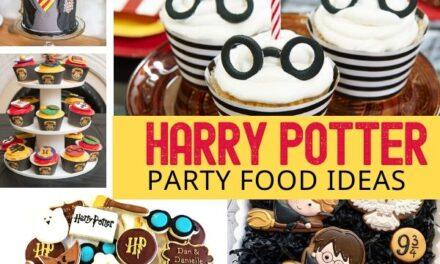 Fantastic Harry Potter Food Ideas