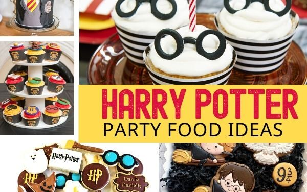 Fantastic Harry Potter Food Ideas