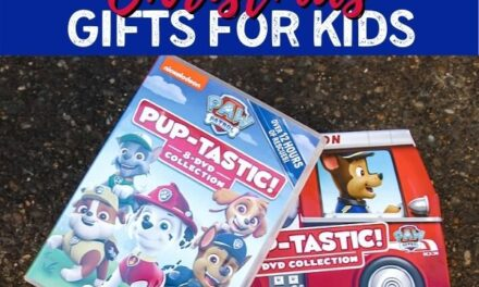 Best Christmas Present for a Paw Patrol Fan