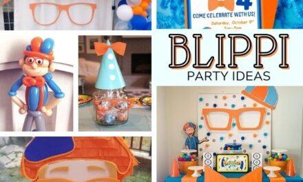 Blippi Party Ideas