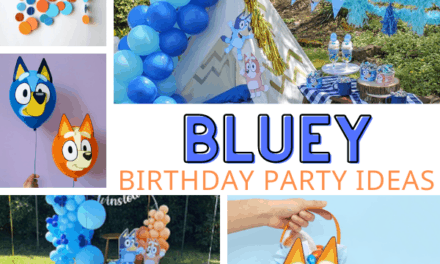 16 Wack-a-doo Bluey Party Ideas for Kids