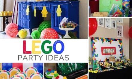 Un-BUILD-lievable Ideas for a Lego Party