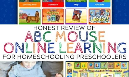 ABCmouse Review for Preschool Learning
