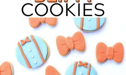 Fun DIY Blippi Cookies for Parties