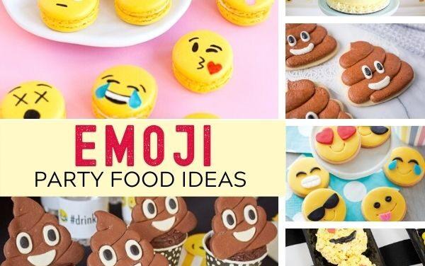 21 Emoji Food Ideas You'll Heart