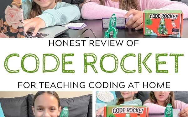 Code Rocket Review for Teaching Elementary Coding