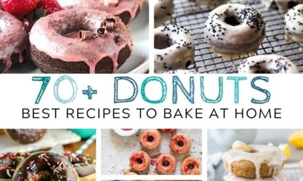 70+ Donut Recipes to Bake at Home